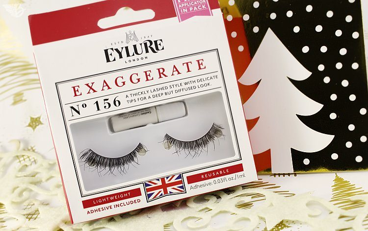 Eylure Lashes in Exaggerate Nr. 156