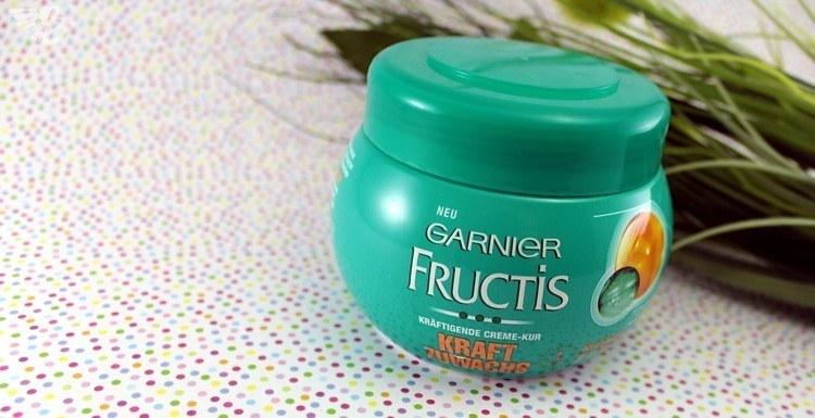 Garnier Fructis Kraft Zuwachs haarmaske