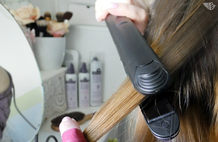 Braun Satin Hair 7 SensoCare glätten