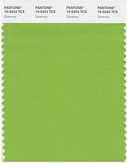greenery-trendfarbe