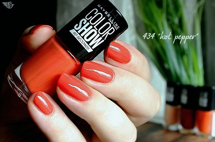 Maybelline 434 Hot Pepper