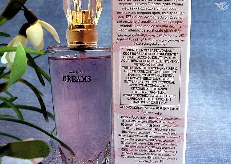 Avon Dreams Parfum