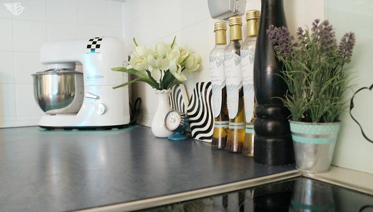 Küchenzeile Retro
