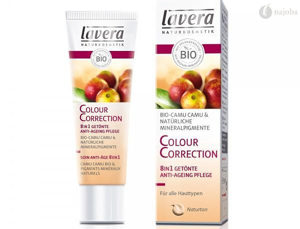 Naturkosmetik Gewinnspiel lavera-colour-correction