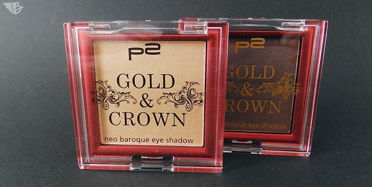 P2 Gold & Crown