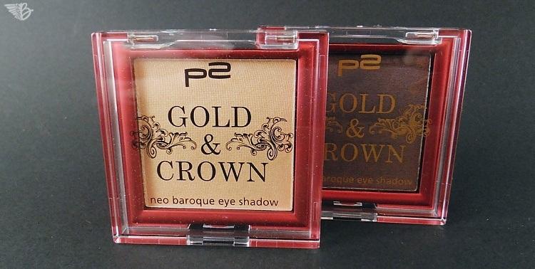 P2 Gold & Crown