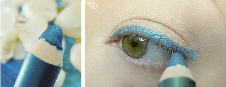 eyeliner-türkis