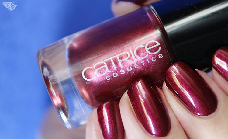 102 London Town At Sundown CATRICE Ultimate Nail Lacquer