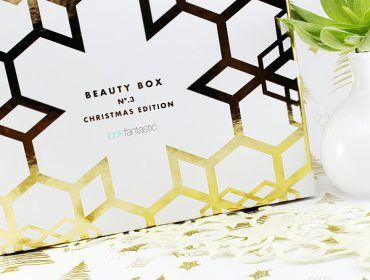 Lookfantastic Beautybox Special Weihnachtsedition