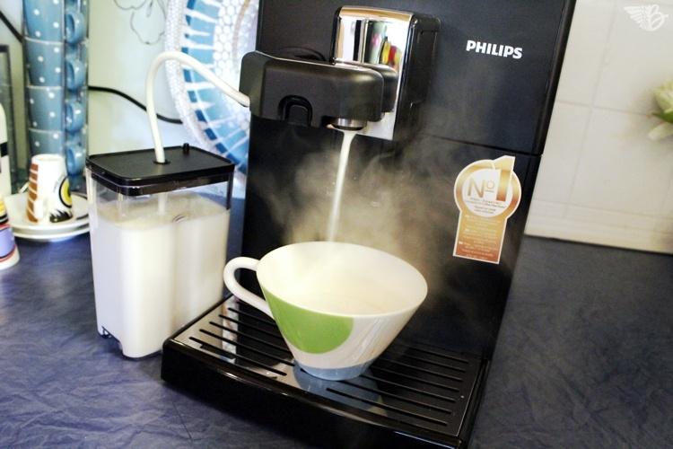 milchaufschäumer kaffeecollautomat
