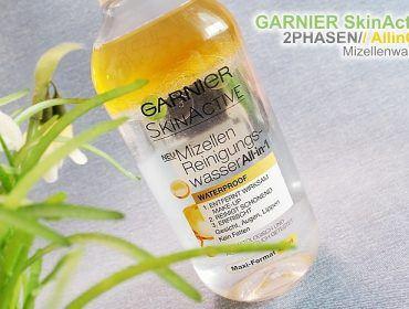 Garnier Mizellen Reinigungswasser AllinOne Waterproof