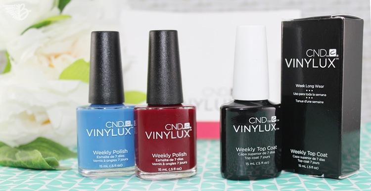 CND Vinylux Farblack