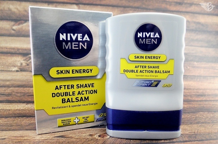 Nivea Skin Energy Double Action After Shave Balsam