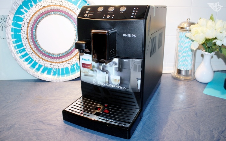 philips easy cappuchino