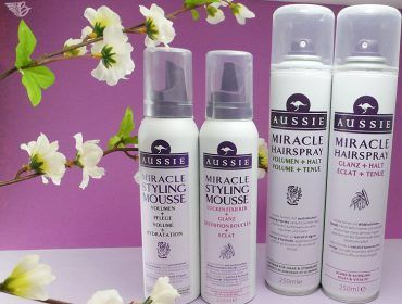 AUSSIE Miracle Styling