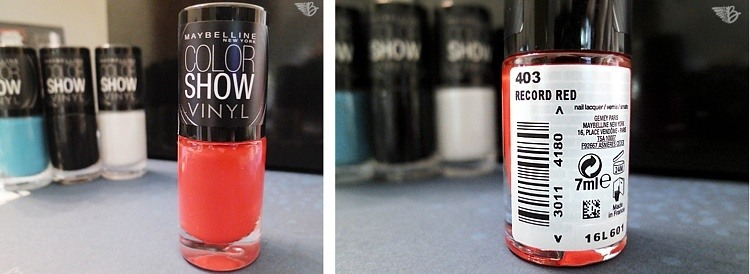 Maybelline New York Color Show Vinyl