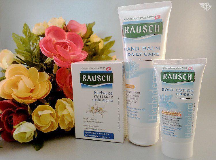 Rausch Kosmetik - die Kraft der Kräuter
