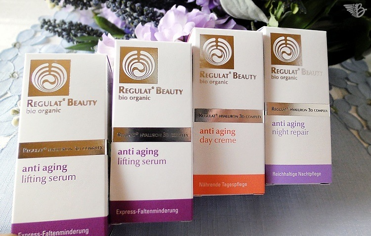 Regulat Beauty Anti Aging verpackt