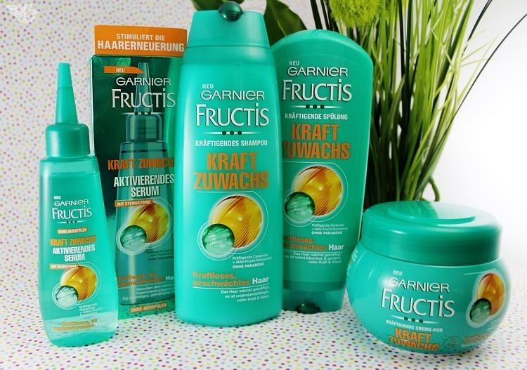 Garnier Fructis Kraft Zuwachs