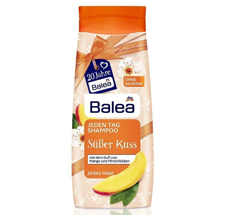 Balea Jeden Tag Shampoo Süßer Kuss