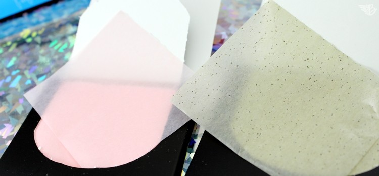 Blotting Paper Beauty Made Easy