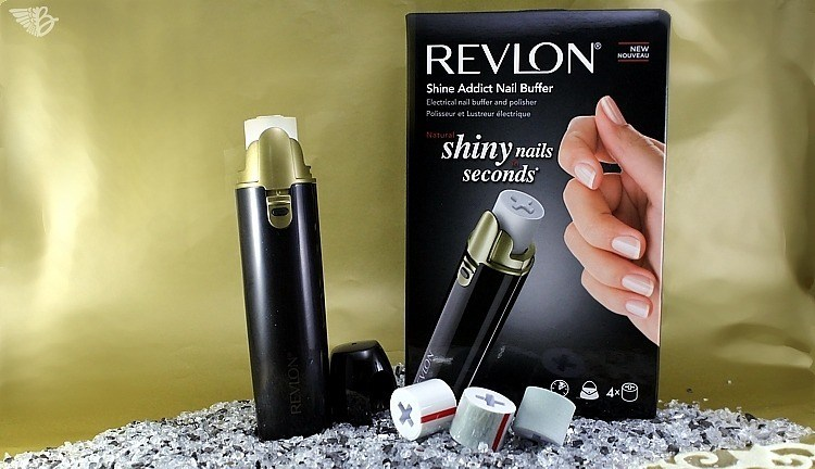 revlon shine addict nailbuffer