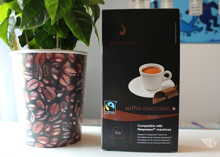 gourmesso soffio chioccolato