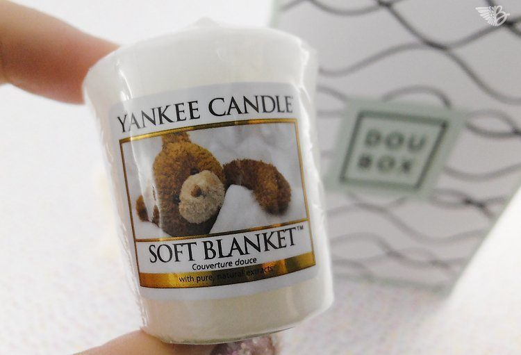 yankeecandle soft blanket