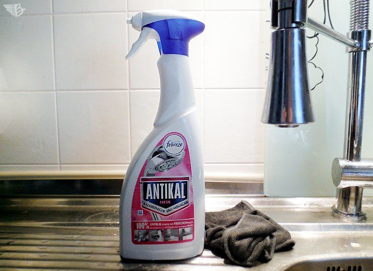 antikal fresh spray