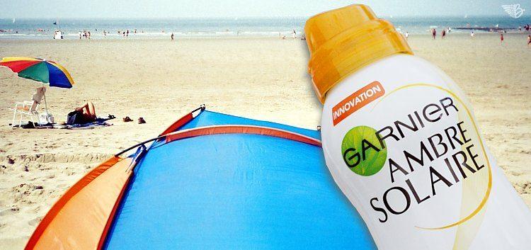 Strandurlaub mit Ambre Solaire