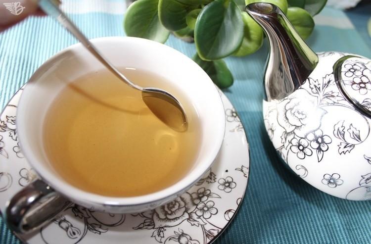 Tee aufbrühen