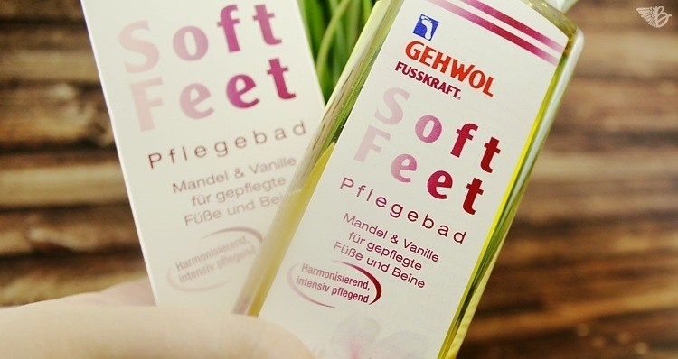 GEHWOHL FUSSKRAFT Soft Feet Pflegebad