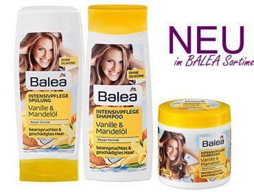 balea-vanilliemandelöl-serie
