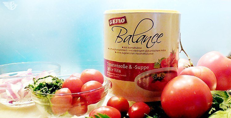 Gefro Balance - Tomatensoße & Suppe DOLCE VITA