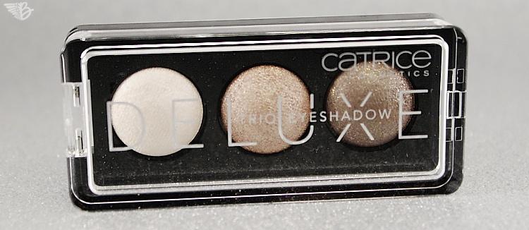 Deluxe Trio Eyeshadow 010 Antique C'est Trés Chic