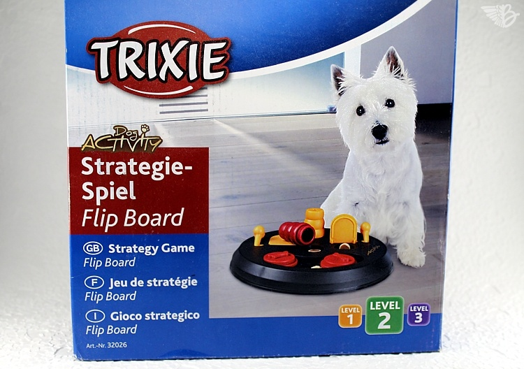 trixie Strategie Flip Board