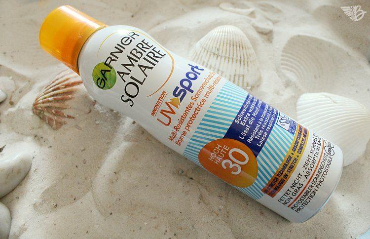 Ambre Solaire UV Sport Sonnencreme Spray