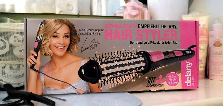 delany Beauty Hair Styler
