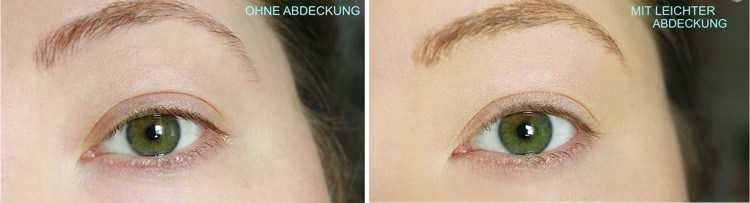 vorhernachher makeup