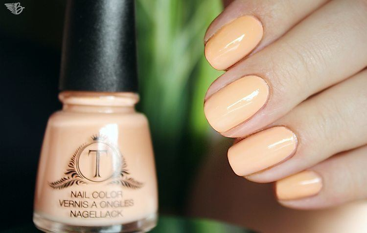 Trosani Pastell Spezial Nagellacke - Review Und NailArt