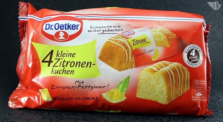 Dr. Oetker Kleiner Rührkuchen zitrone