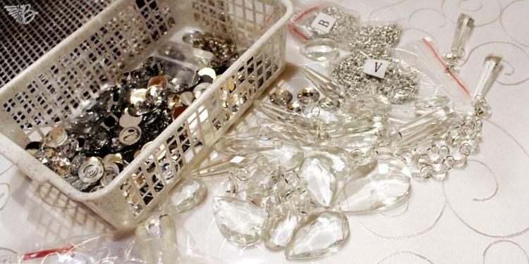 Diy: der kristall kronleuchter meiner träume unter 140 euro