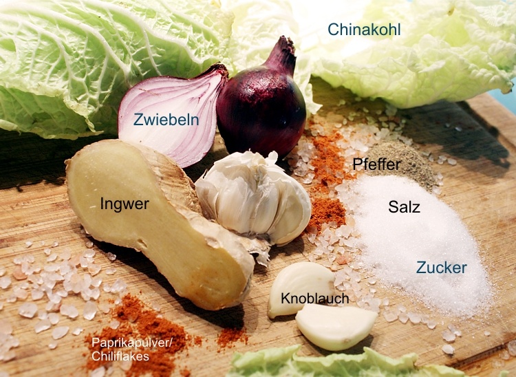 zutaten+text kimchi